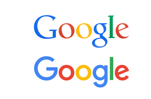google- logo design inspirations 2016