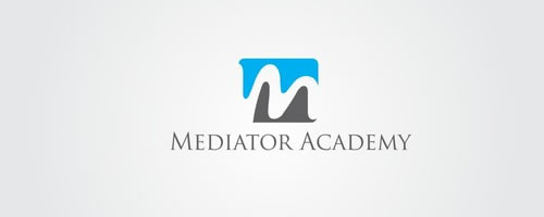 Logo design - mediator logo design