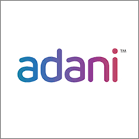 adani Indian logo design