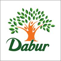 Dabur Indian logo design