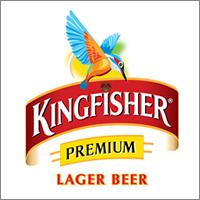 Kingfisher Indian logo design