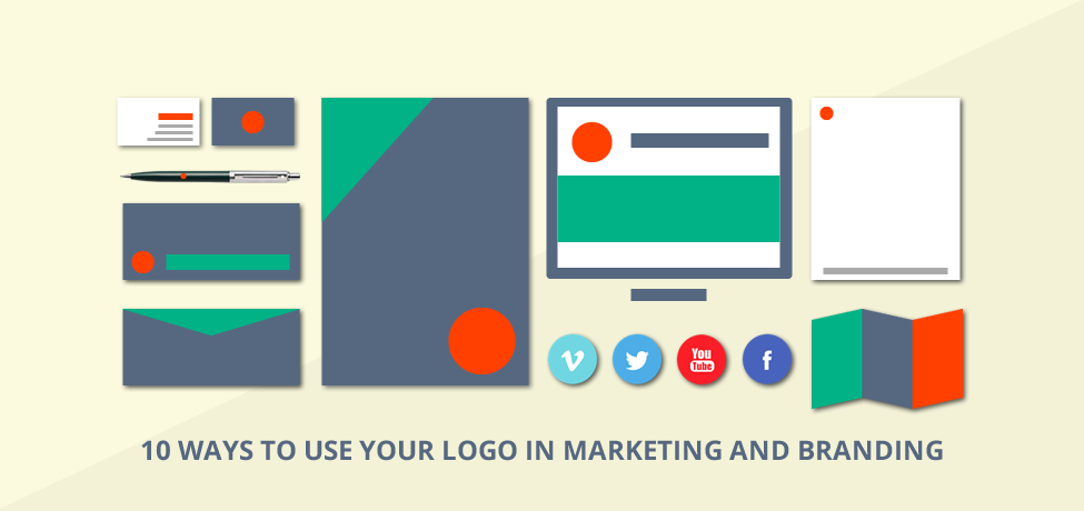 how to use logos