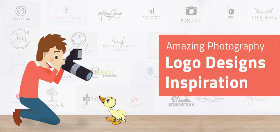 80+ Creative Photography Logo Designs Ideas 2018 - Logowhistle