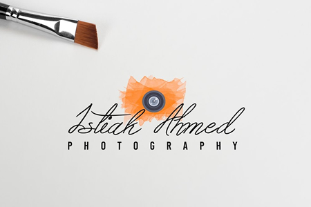 custom-photography-logo-design-ahmed