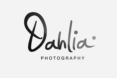 custom-photography-logo-design-dahlia