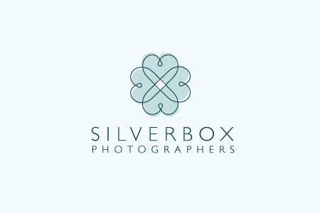 custom-photography-logo-design-silver