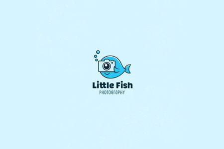 custom-photography-logo-design-ideas-fish