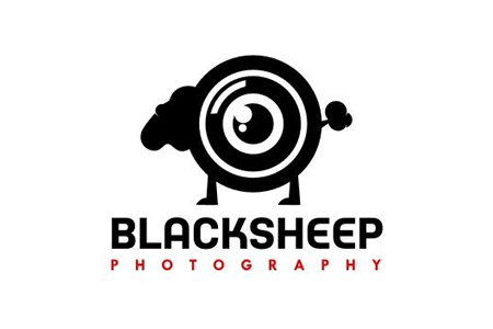 custom-photography-logo-design-Bsheep