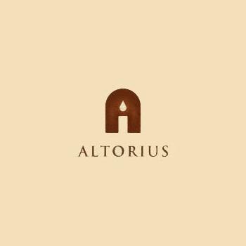 Altorius Church Logo Design