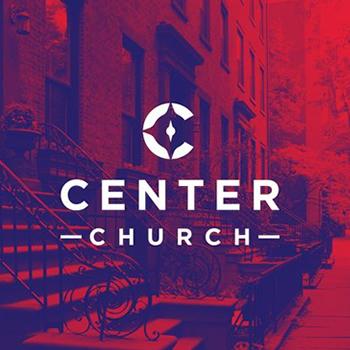 Center Church Logo Design