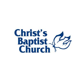 Christs Baptist Church Logo Design