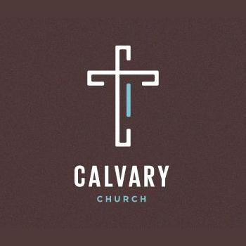 Church Logo Design Calvary