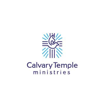 Church Logo Design calvary temple