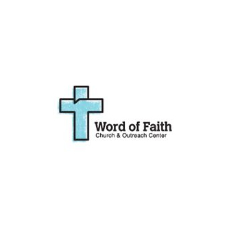 Church Logo Design word faith