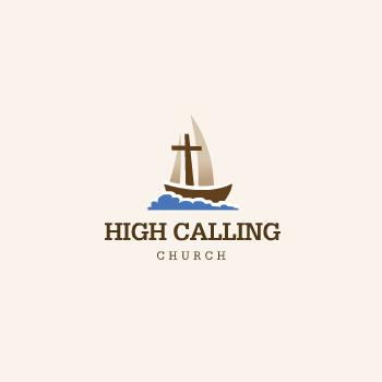High Calling Church Logo Design