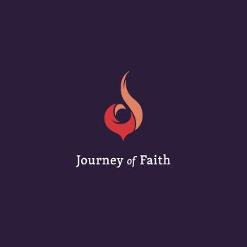 Journey of faith Church Logo Design