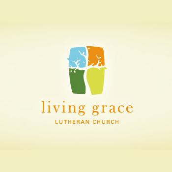 Living grace Church Logo Design