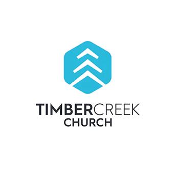 Timber creek Church Logo Design