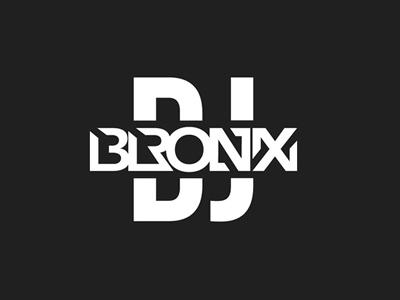 DJ Bronx logo design inspirations