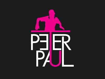 Peter paul DJ logo design inspirations