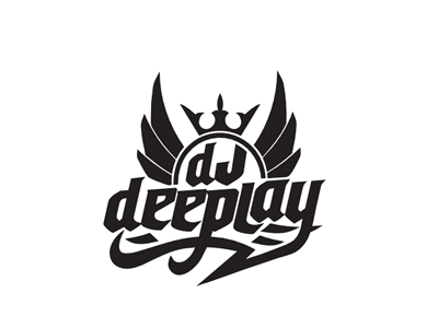 Deeplay DJ logo design ideas