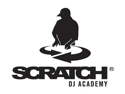 Scratch DJ logo design inspirations