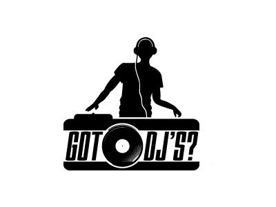 Got DJ logo design inspirations
