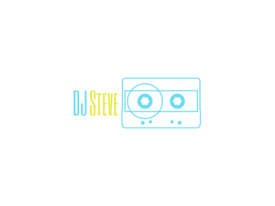 Steve DJ logo design ideas