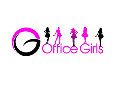 Office girls Women logo designs