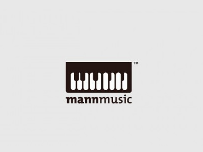 Mann music logo design ideas