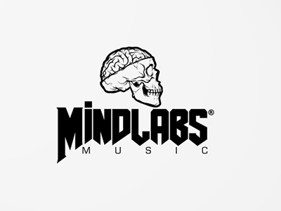 Mindlabs music logo design ideas