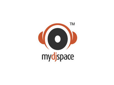 Mydjspace music logo India
