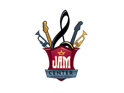 Jam music logo design America