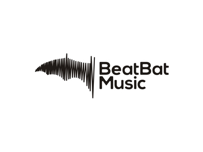 Bat music logo design Uk