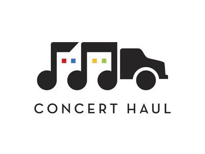 Concert Music logo design inspirations