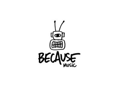 Because music logo design ideas