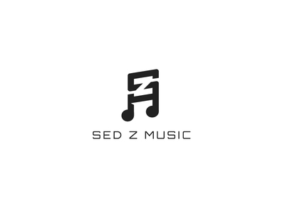 Z Music logo design ideas
