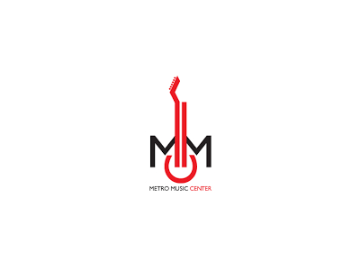 Metro Music logo design ideas