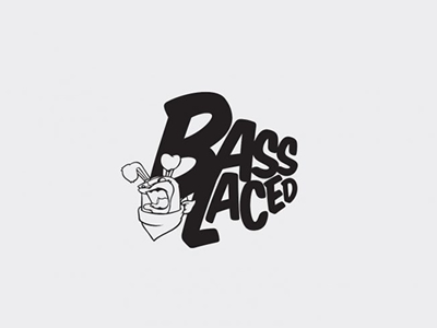 Bass music logo design ideas