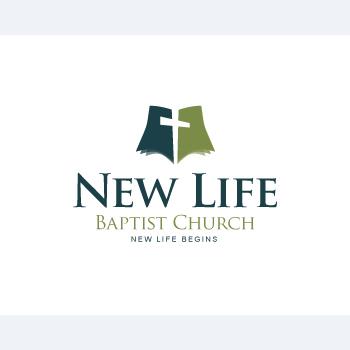 newlife Church Logo Design