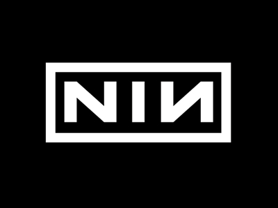Nin band logo design