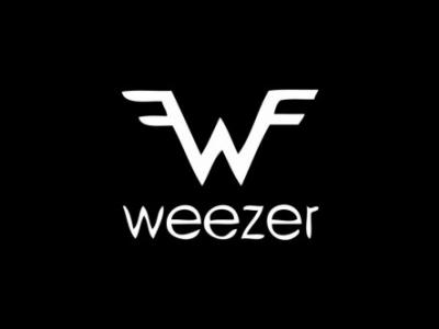 Weezer band logo design
