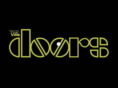 Doors band logo design