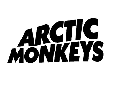 Arctic Custom band logo design