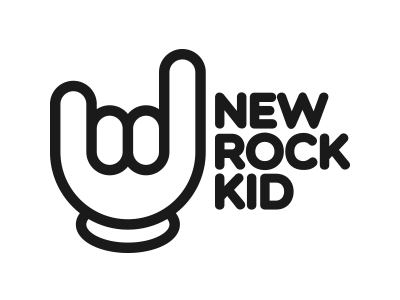 Rock kid band logo design ideas