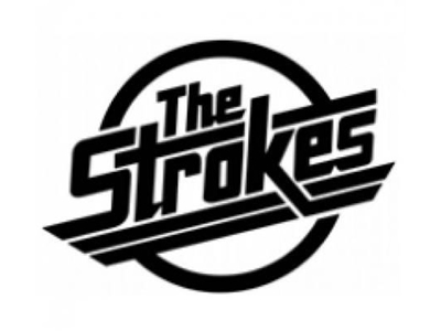 Strokes band logo design ideas