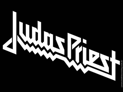 Judas priest band logo design