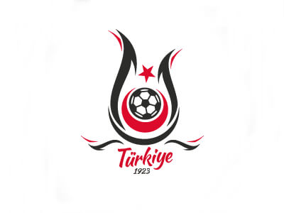 Turkiye football logo design