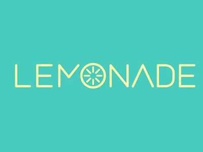 Lemonade font logo designs