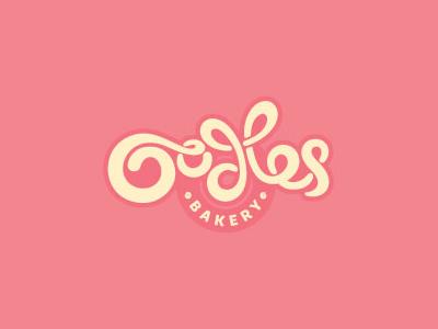 Bakery font logo design